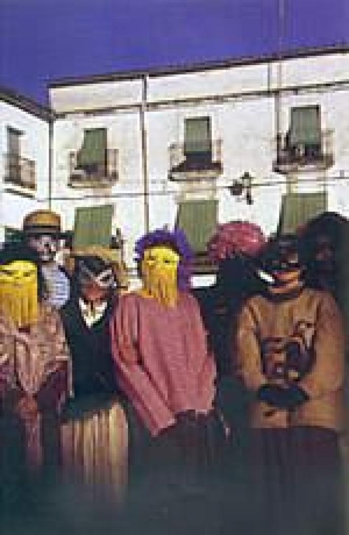 Carnaval de Montánchez