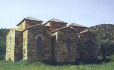 La basílica visigoda de Santa Lucía
